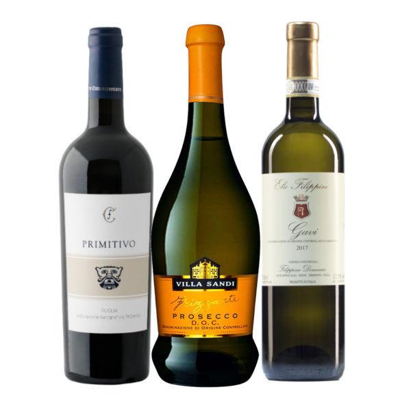 Mixed wine case