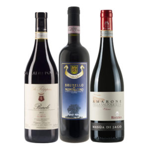 Christmas Wine Case 2020 3btls