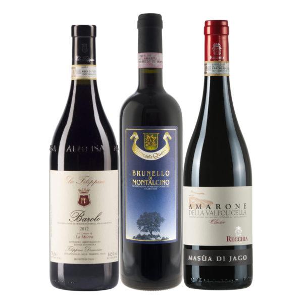 Christmas Wine Case 2020 3btls