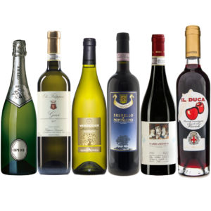 Christmas Wine Case 2020 6btls