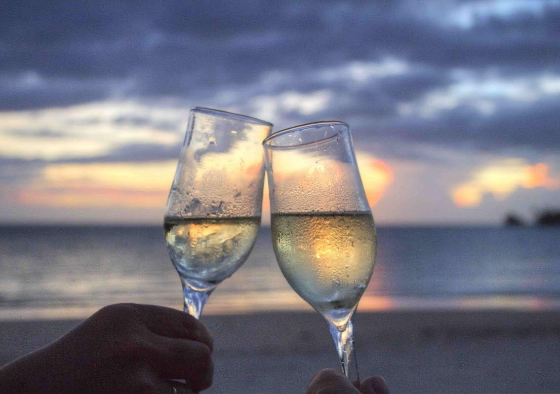 Valentine food and wine pairing Blog