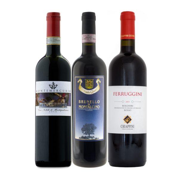 Tuscany Top Reds